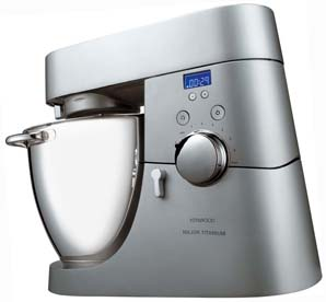 Kenwood Chef Major serie Titanium KM040 – Robot da Cucina